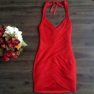 Beautiful Short Red Dress